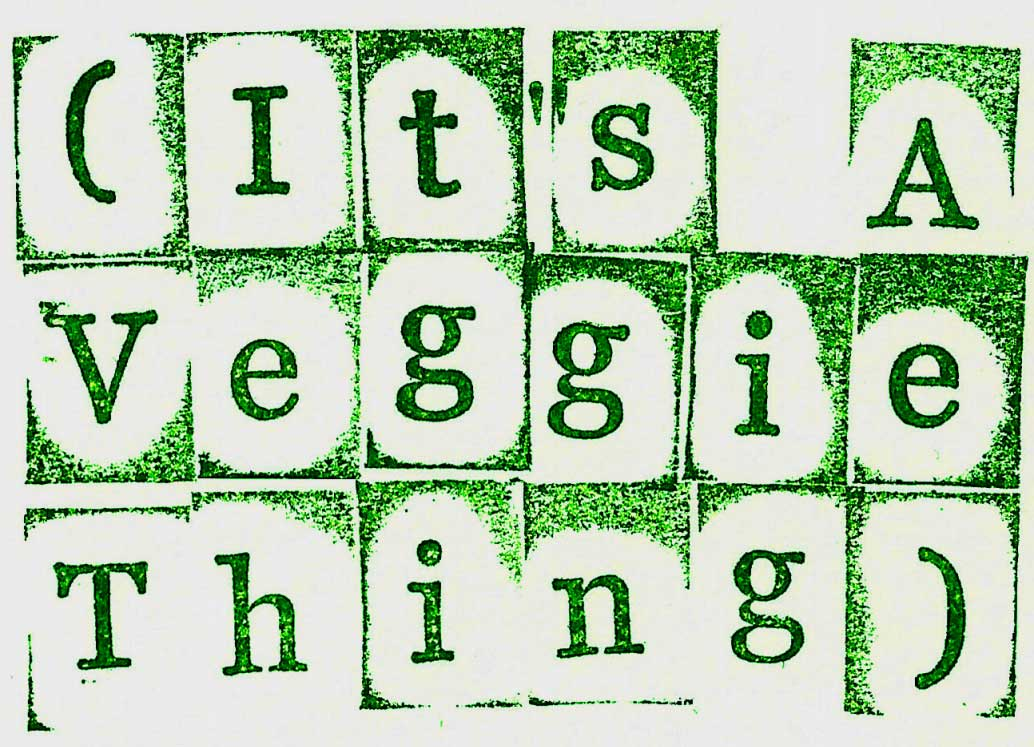 It's a Veggie Thing - A Vegan Pop Up Restaurant