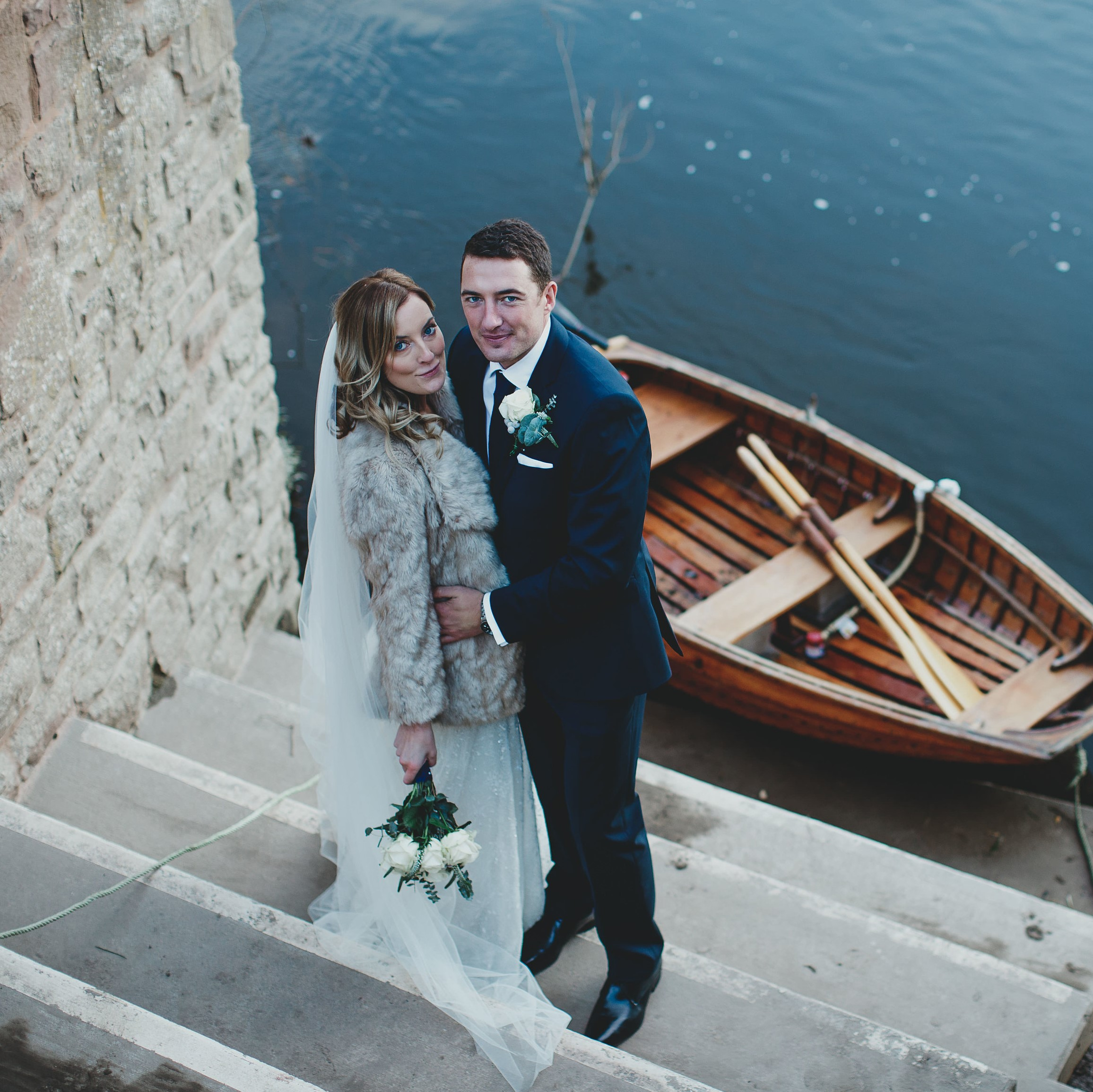 Making the most of the river - Getting married at The Left Bank Village