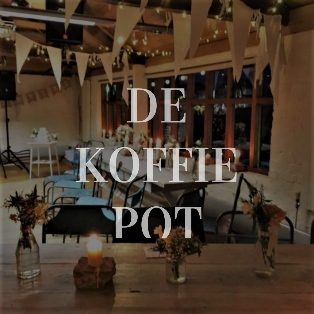 WEDDING PACKAGES DE KOFFIE POT