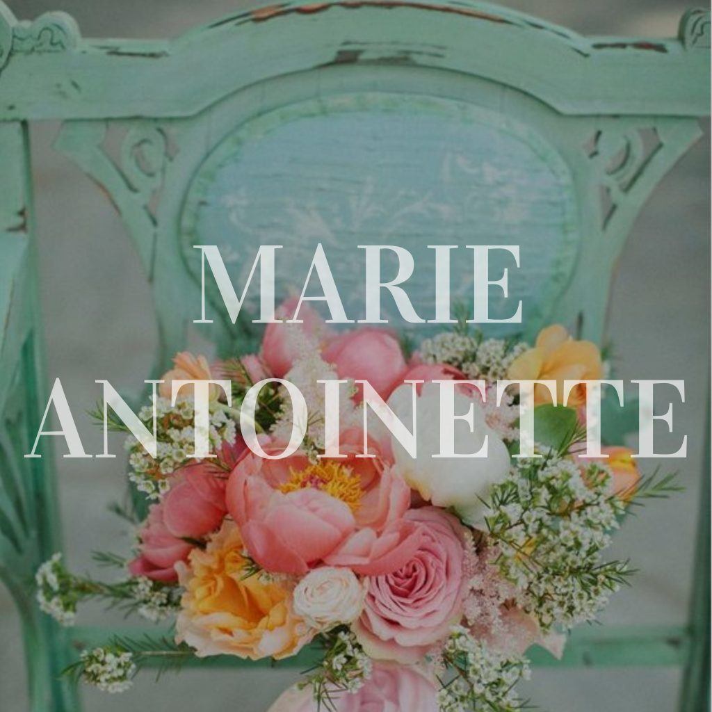 WEDDING PACKAGES MARIE ANTOINETTE