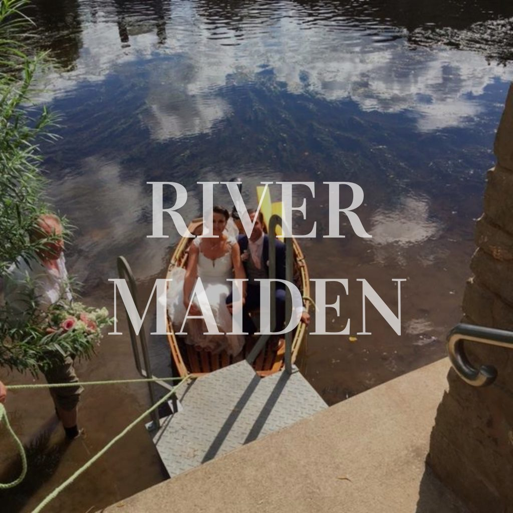 River Maiden Package Wedding Left Bank Village