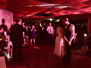 First Dance - Roof Terrace